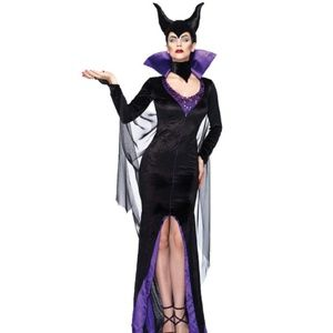 NEW Disney Sleeping Beauty Maleficent Costume